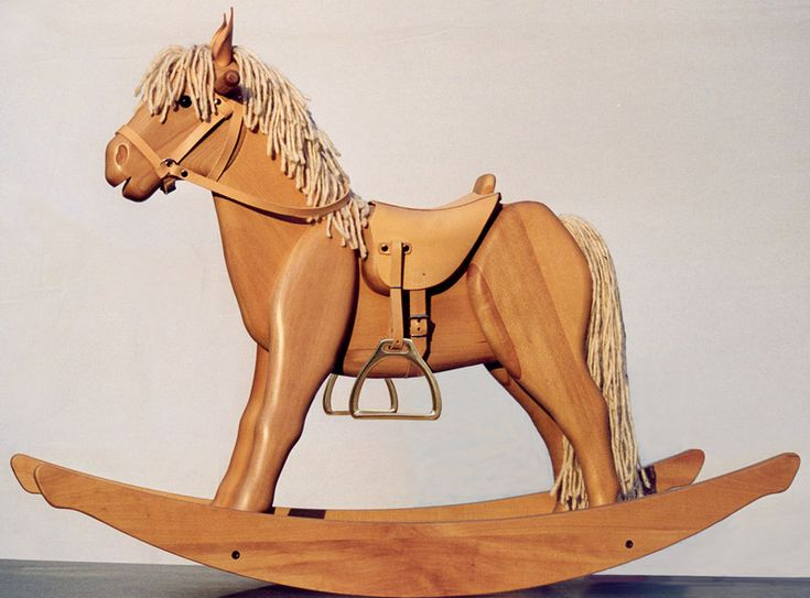 Europe's Favourite rocking horse
