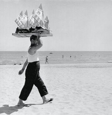 Mario de Biasi: Vacanze italiane, Venezia anni cinquanta