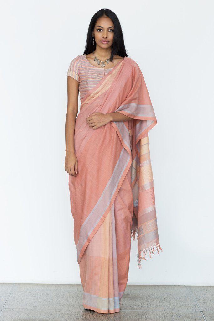 Rosa Pethi Saree from FashionMarket.lk