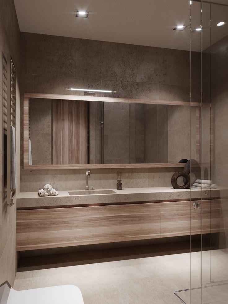 3D rendering of hotel rooms