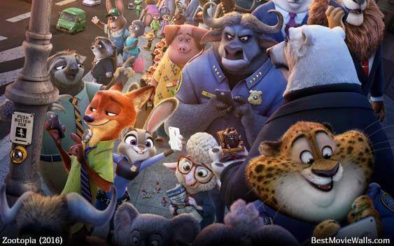 Зверополис (2016) смотреть онлайн мультфильм в hd