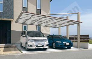 Carport KWC series by Carport Japan