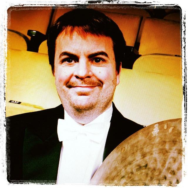 Andreas Pålsson, Slagverk by helsingborgskonserthus, via Flickr