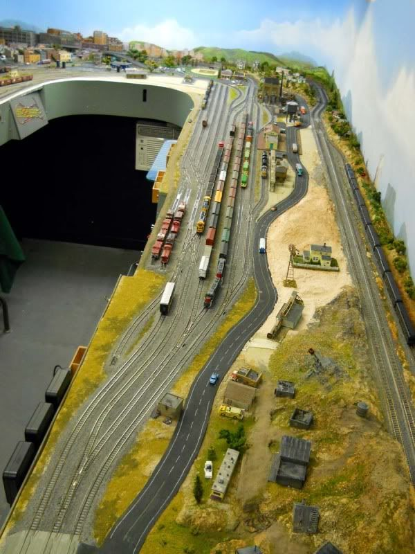 17 Best Images About Model Trains Layouts On Pinterest