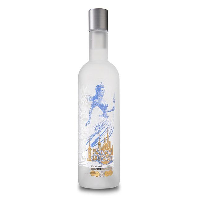 Snow Queen Vodka Review http://korsvodka.com/snow-queen-vodka-review/ #SnowQueen #Vodka
