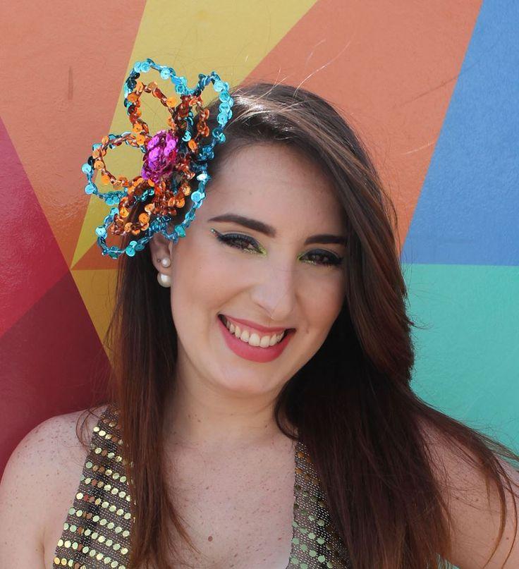 Artista plástica produz adereços exclusivos para o Carnaval - Blog Social 1
