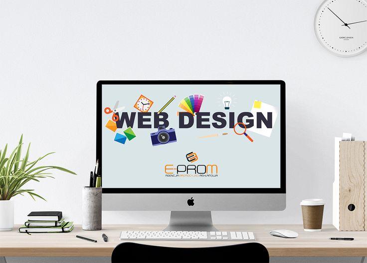 Tworzymy nieprzeciętne wyglądające strony firmowe jak i prywatne, sklepy internetowe oraz serwisy i portale, które pozytywnie wpływają na postrzeganie Państwa marki przez klientów. Zachęcamy do zapoznania się z naszymi realizacjami :)  📱 792 817 241 📩 biuro@e-prom.com.pl http://e-prom.com.pl/galeria/category/11-strony-i-serwisy  #projektowaniestronwww #webdesign #projektowaniesklepówwww #kodowaniestron #RWD #realizacje #stronywww