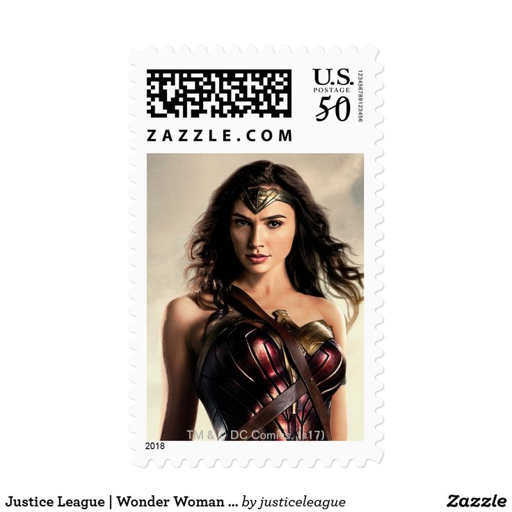 Justice League   Wonder Woman On Battlefield #stamps #customized #customdesigns #postage #postal #wonderwoman