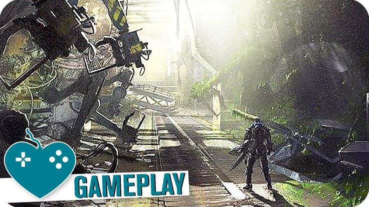 THE SURGE Gamescom 2016 Gameplay (2017) PS4, Xbox One, …