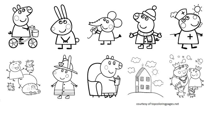 19 best Coloring pages for children images on Pinterest   Coloring ...