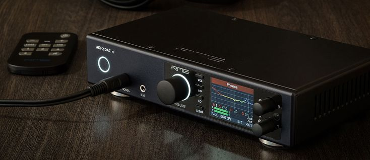 The RME ADI-2 DAC is a slimmed down and more audiophile orientated version of the award-winning RME ADI-2 Pro from 2016. It is priced at a more affordable 999 Euros. Read our review now on Headfonics.com!