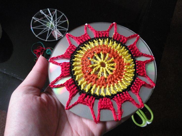 CD Crochet Mandalas