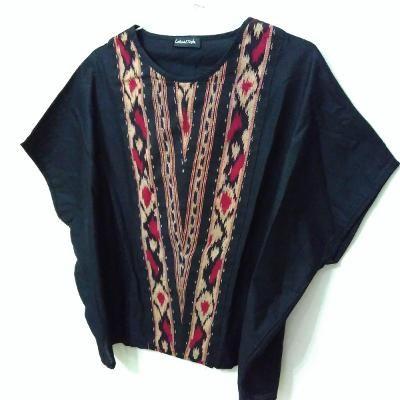 batik kebaya and batik ikat reshaped puzzled ikat dress batik dress ...