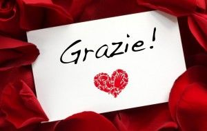 Grazie - Thank You - immagini bellissime
