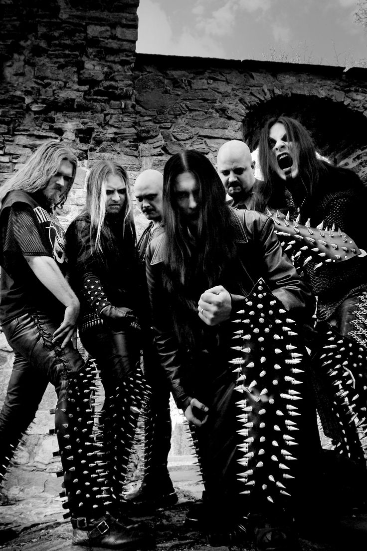 Dimmu Borgir    SPIKES ON ALL THE THINGS