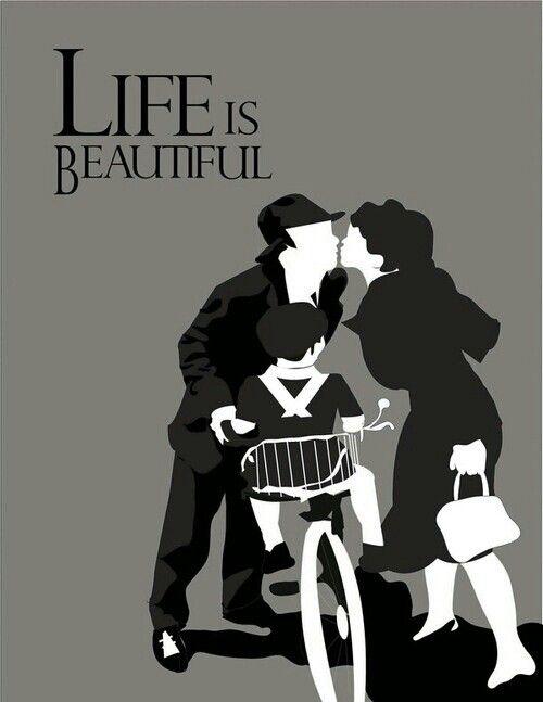 La vita e bella <3