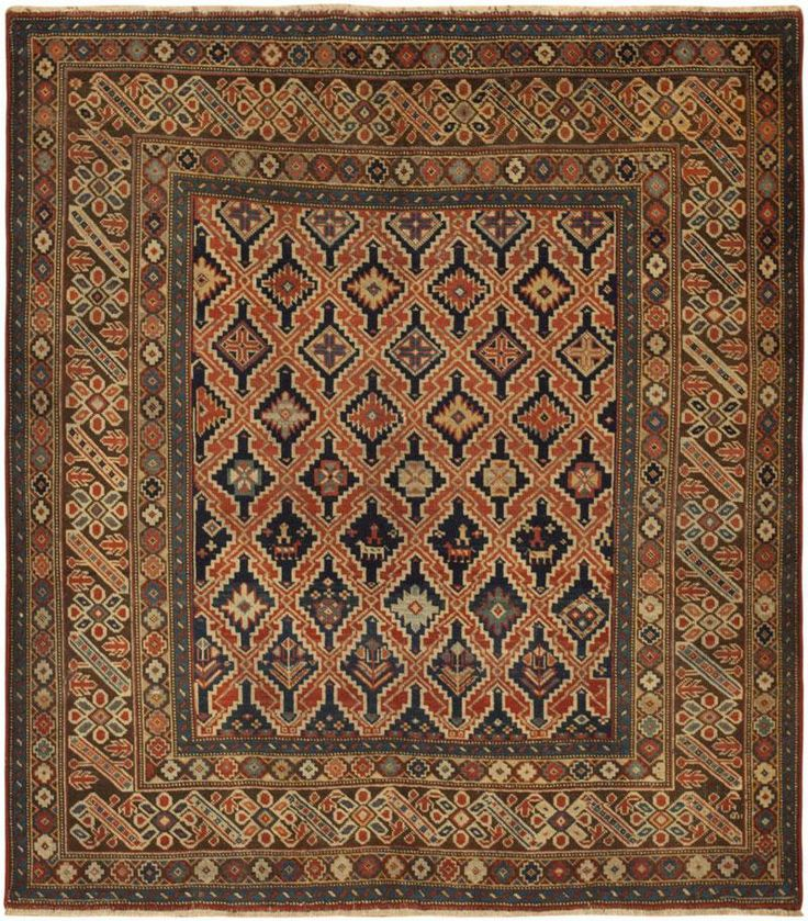 Antique Chi Rug 45675 Detail Large View By Nazmiyal