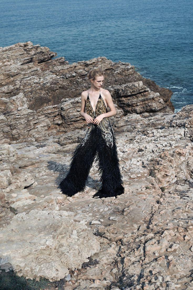 visual optimism; fashion editorials, shows, campaigns & more!: alice cornish by arved colvin-smith for aishti magazine!
