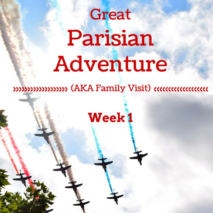 Great Parisian Adventure: Week One — Gluten Free Family Travel My family visited this summer. Here's where they visited in Paris!  #Paris #familytravel #Paris forKids #FamilyFriendlyParis #travel #France