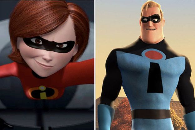 Which Member Of The Incredibles Are You? | Violet: You may seem shy to those who don't know you, but you can still be a total badass when you feel like it.