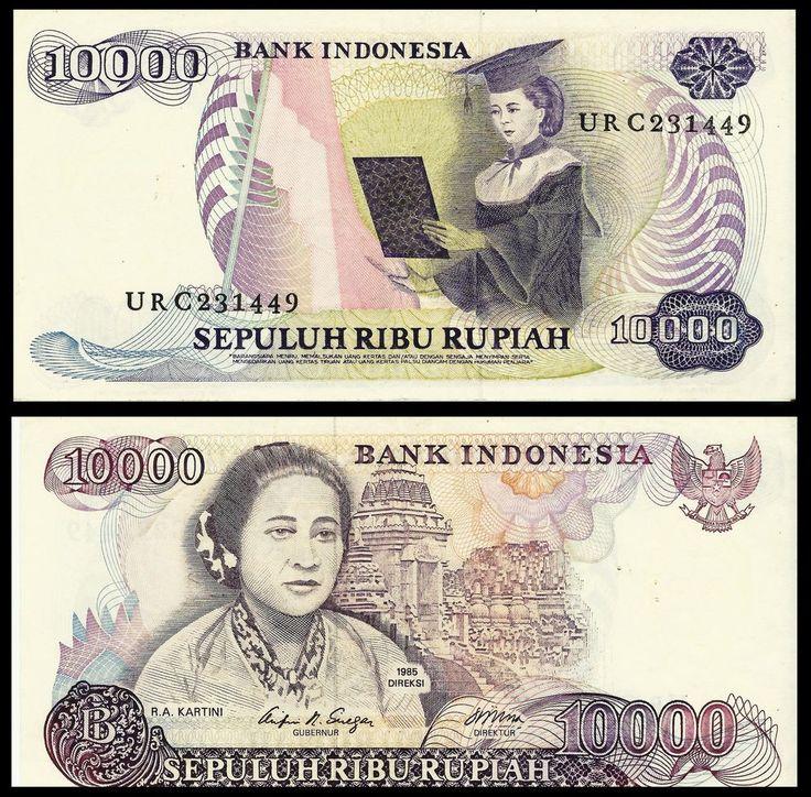 ★ BANK OF INDONESIA - 10,000 RUPIAH ★