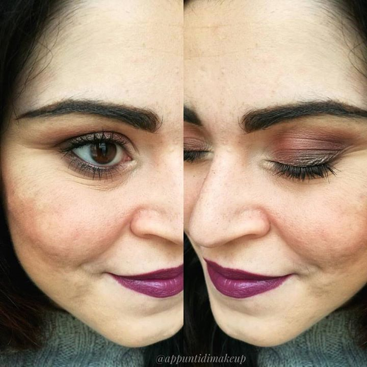 Vi faccio vedere anche il dettaglio del trucco occhi  #EOTD #eyeoftheday #appuntidimakeup #igers #igersitalia #ibblogger #bblogger #igersroma #love #picoftheday #photooftheday #amazing #smile #instadaily #followme #instacool #instagood http://ift.tt/1TFKZ3u