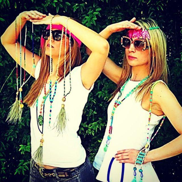 loandneholdjewellery, boho chic, boho necklace, bohemian