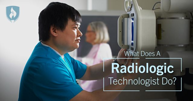 You're compassionate, approachable and have excellent communication skills. These are just some of the qualities successful radiologic technologists share with you. We've compiled a basic guide to explain what a radiologic technician does and what kind of individuals are most successful in the field.
