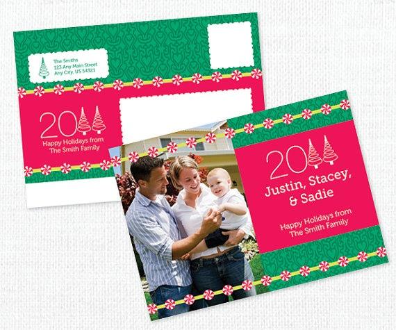 No licking envelopes this year!