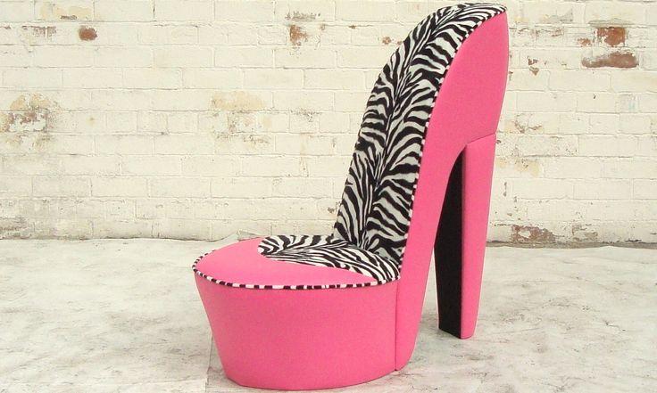 High Heel Chair The Brick
