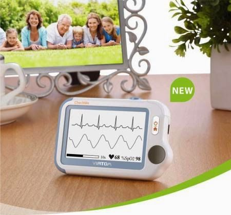 YOUtopia Quest: Viatom Technology's Checkme Device Approximates Star Trek Medical Tricorder