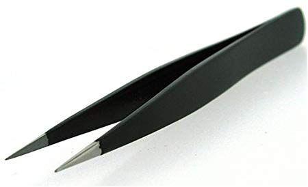 TWEEZERS-FINE POINT Solid/Classic design EYEBROW …