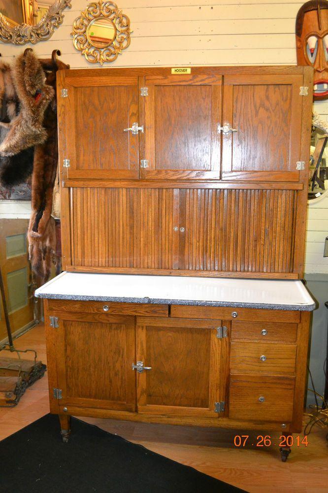 Beautiful Hoosier Cabinet Made By Hoosier Manufacturing