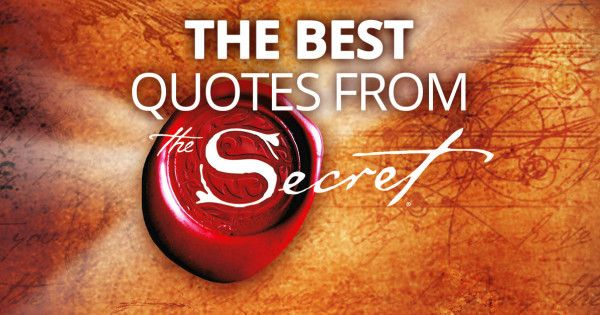"Top 100 Law of Attraction Quotes from ""The Secret"" Part 2"