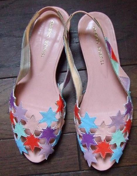 star shoes, tsumori chisato