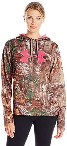 d9110a07576a2 Beautiful Under Armour Women s Armour Fleece Camo Big Logo Hoodie online.    37.99  showmehits from top store