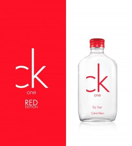 CK One Red for Her