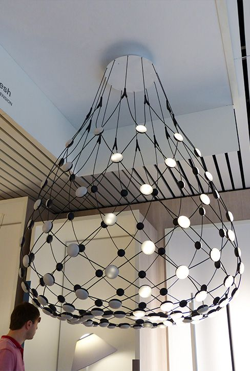 The Euroluce and the events accompanying it in Milan showed how light and luminaire makers are tackling the challenges of the electronic age: with a specific mixture in each case of tradition, technology, and private equity investors.