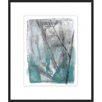 Ombre Wildflowers III - part of a series - La Grolla - 810 x 610
