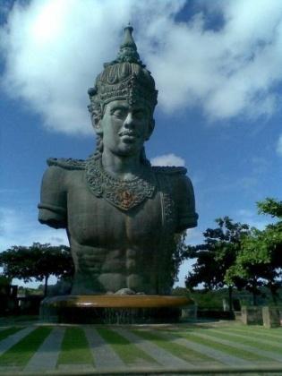 GWK Cultural Park in Bali indonesia #asean