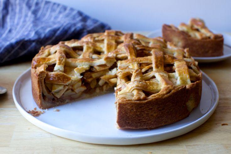 dutch apple pie | smittenkitchen.com
