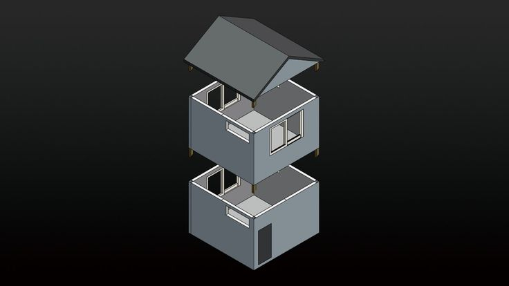 ifunwoo :: how to assemble the house