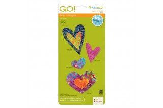 GO! Queen of Hearts (55325) - die packaging shown