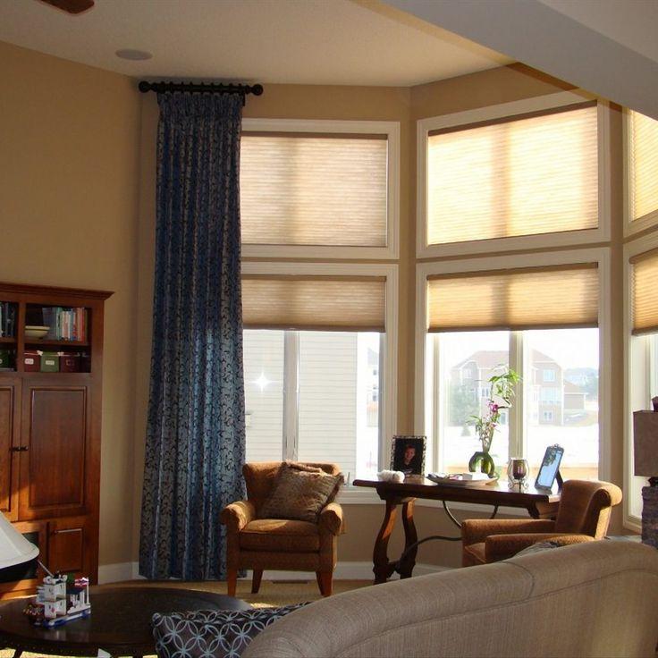 Window Treatments For Picture Windows: Best 25+ Tall Window Treatments Ideas On Pinterest