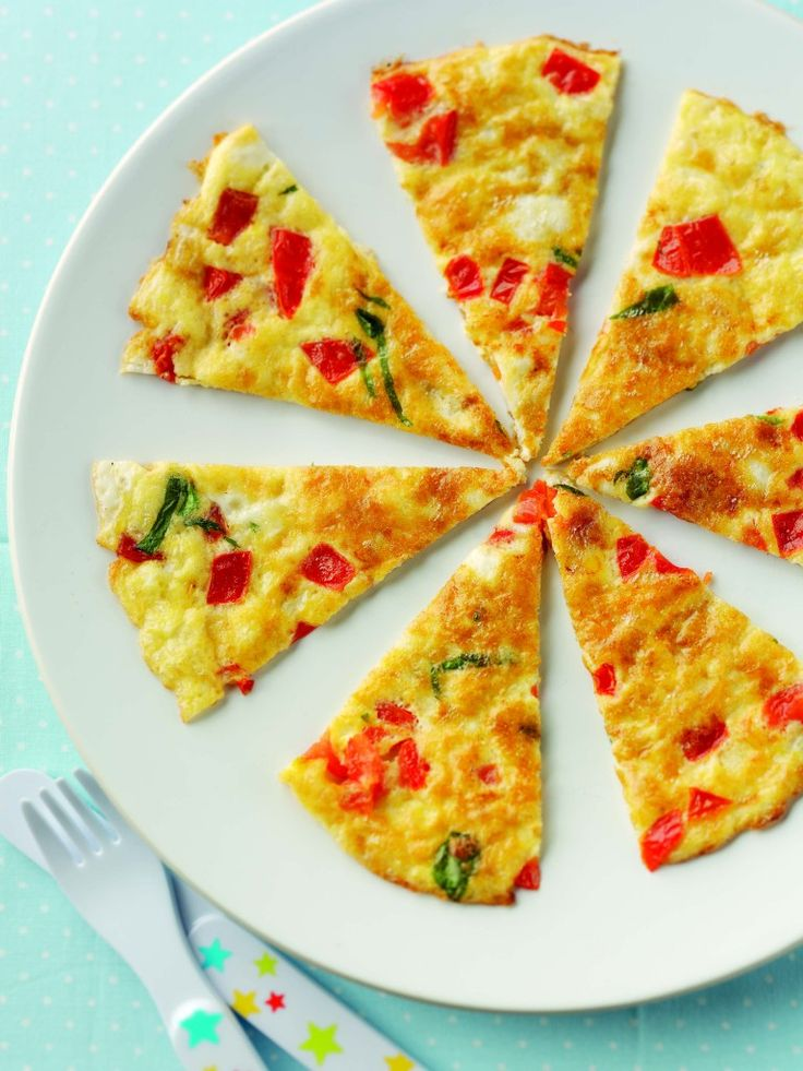 Annabel Karmel shares her recipe for Baby Omelettes, a fab recipe for your little one from 6 months, packed with nutrition and yumminess!!