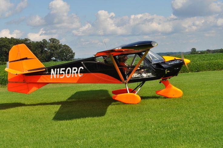 2010 Rainbow Aircraft Cheetah XLS Light Sport SLSA