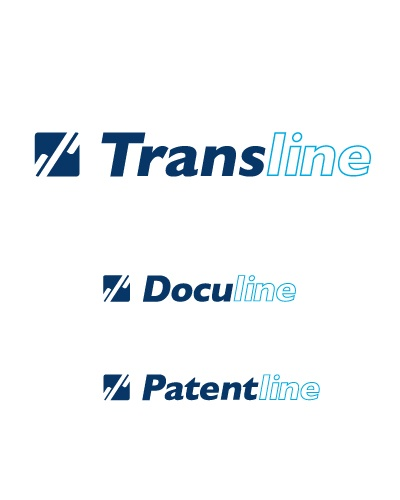 #logo system for transline, an international translation service