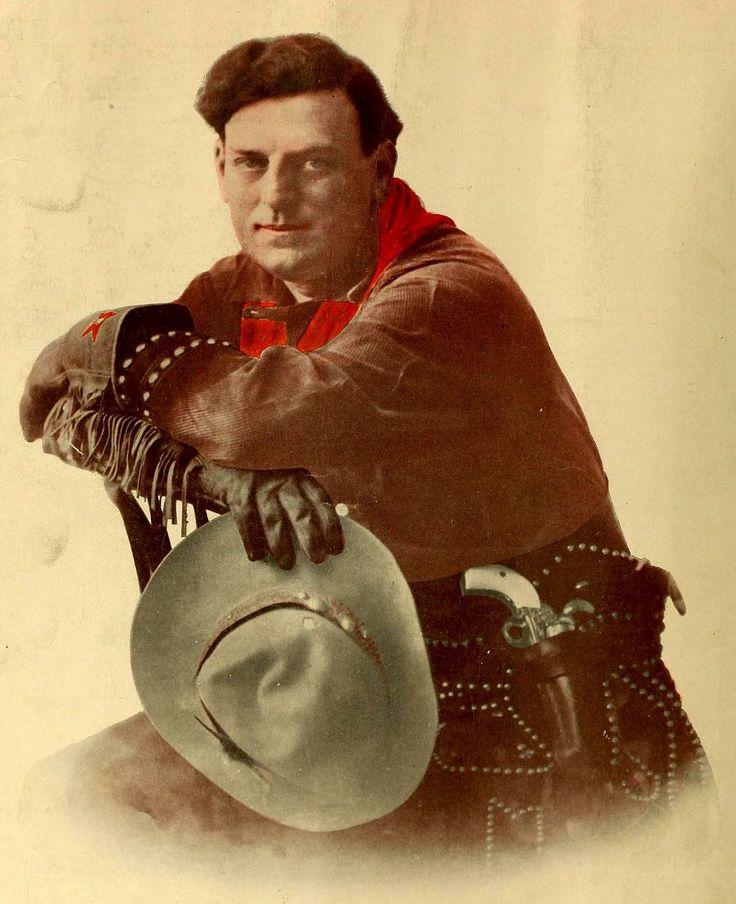 Gilbert M Anderson broncho billy