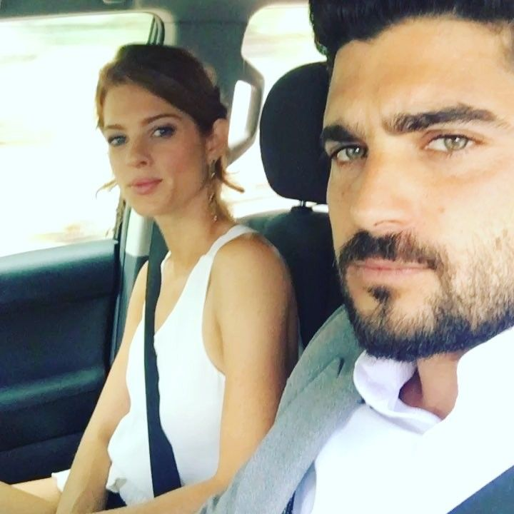 "Oshri Cohen (@oshricohen) on Instagram: ""I wish we'll keep travel together forever sis! Love u! #nohandsdriving @yuvalscharf46 #mcmafia"""