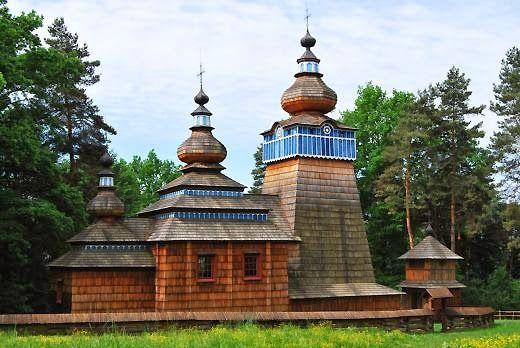 Cerkiew z Ropek